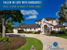 Fallen in Love with Barbados? Here is how to make it your second home.