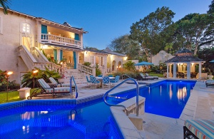 Sandy Lane, Grendon House, St. James, Barbados