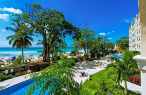 Sapphire Beach #112, Beachfront, Christ Church, Barbados